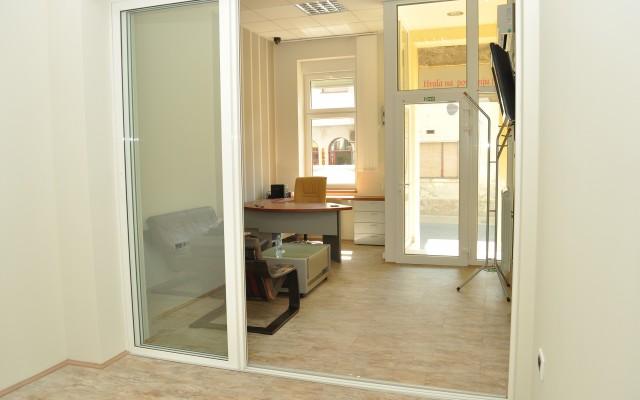 PVC klizna vrata i PVC REHAU GENEO program podizno kliznih vrata