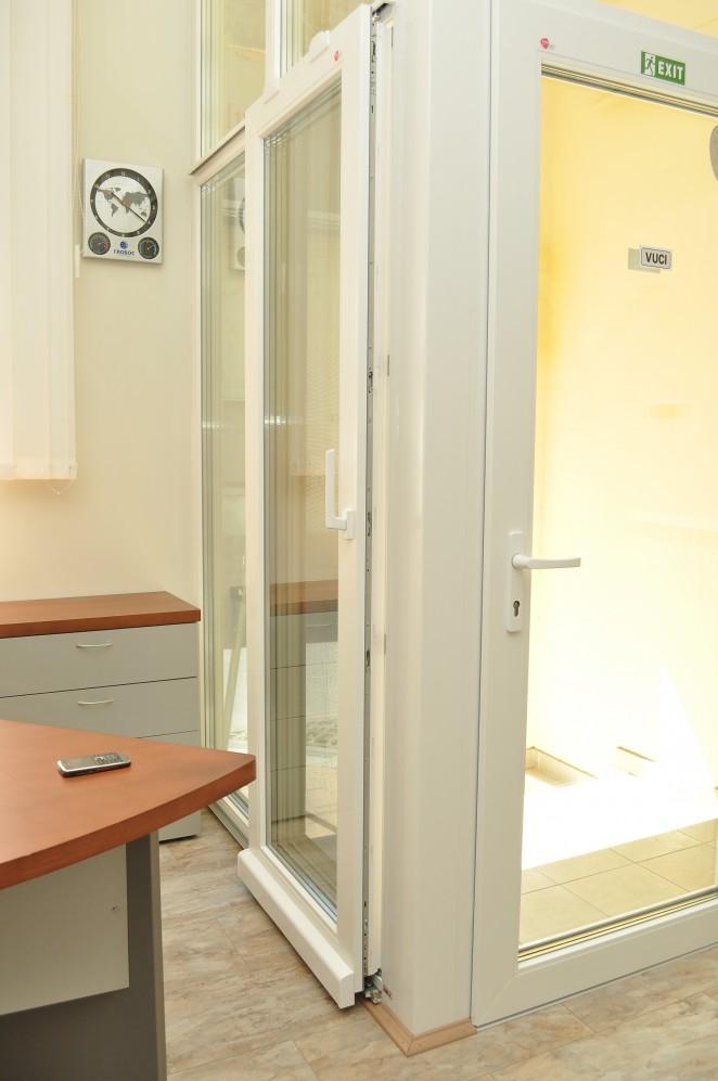 PVC REHAU GENEO program podizno kliznih vrata